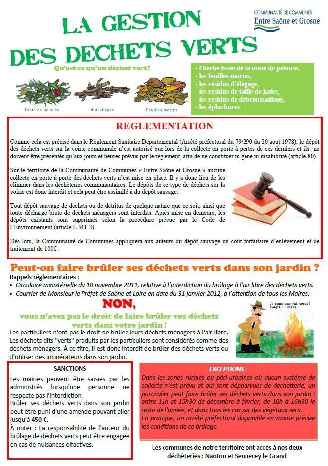 Gestion des dechets verts 1